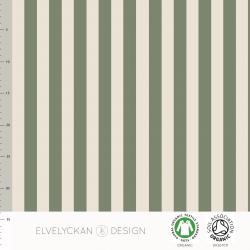 Vertical Stripe- Green...