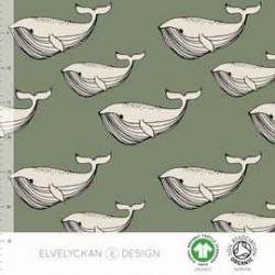 Whale - Green (033)