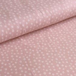 Bloemetjes Roze Jersey