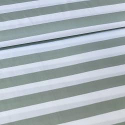 Poplin Stripe Mint