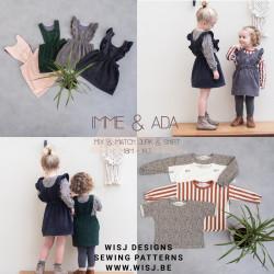 Imme jurk & Ada shirt –...