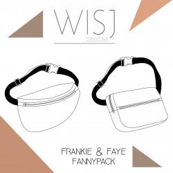 Frankie & Faye fannypack –...