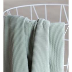 Self-Stripe Ottoman Knit...