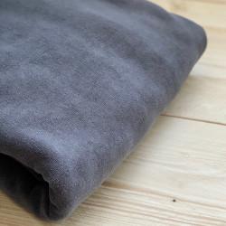 Rekbare Badstof Grey