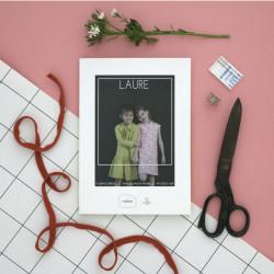 Laure - Papieren Patroon A0