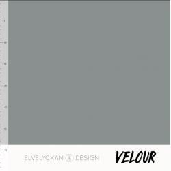 Velour - Grey