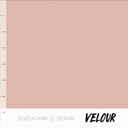 Velour - Dusty Pink