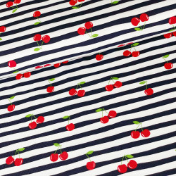 Stripes and Cherries