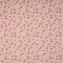 Jersey Flowers Light Pink