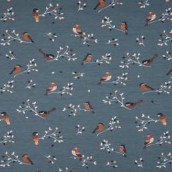 Jersey Birds Blue