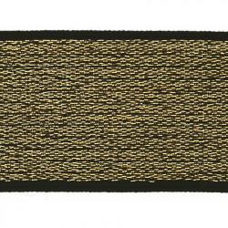 Elastiek Lurex Goud 4cm