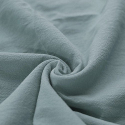 Washed Cotton Dusty Mint