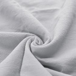 Washed Cotton Licht Grijs