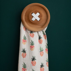 Pineapple Double Gauze