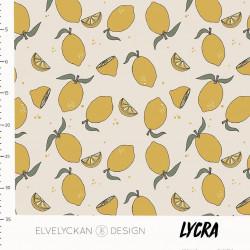 Lycra Lemon Creme (027)