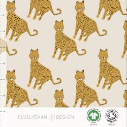 Leopard - Crème (027)