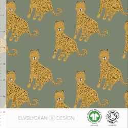 Leopard College - Green (033)