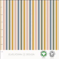 Vertical Slim- Rainbow (027)