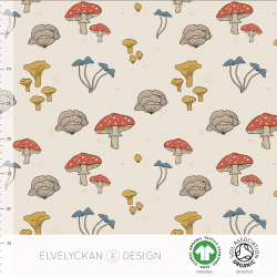 Mushrooms - Crème (027)