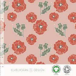 Poppy - Dusty Pink (009)