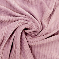Corduroy Cotton Stretch Pink