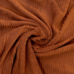 Corduroy Cotton Stretch Cognac
