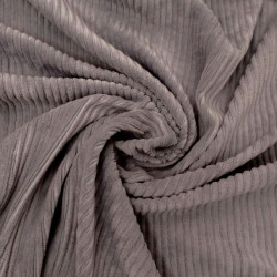 Corduroy Cotton Stretch Taupe