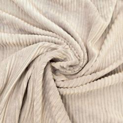 Corduroy Cotton Stretch Beige