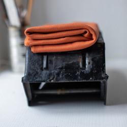 Organic 2x1 Rib Rust