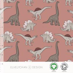 Dino - Blush Pink (051)