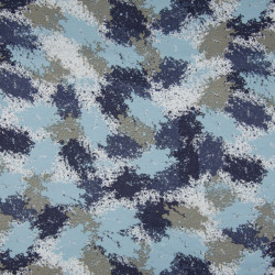 French Terry Storm Dusty Blue