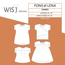 Fons & Lena Dames jurk/top...