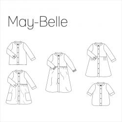 May-Belle hemd/jurk - NL...