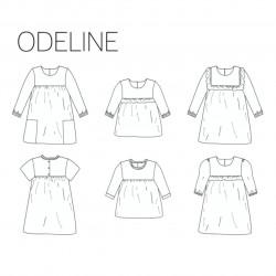 Odeline blouse/jurk - NL...