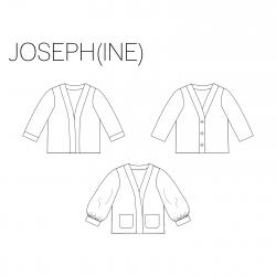 Joseph(ine)  Cardigan -...