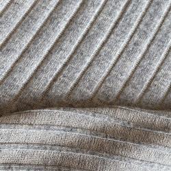 Recycled Rib Grey