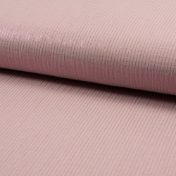 Mousseline Lurex Light Pink