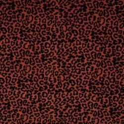 Nicky Velours Leopard Terra