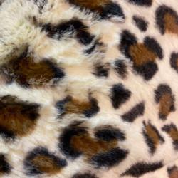 Leopard Fur Ecru