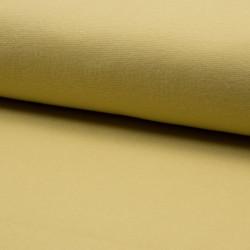 Organic Rib Cuff Dusty Yellow