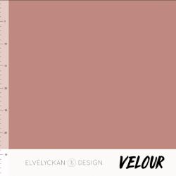 Velour - Blush Pink (051)