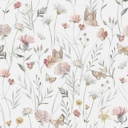 Flowers And Butterflies Jersey