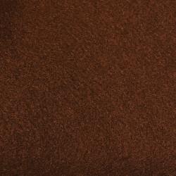 Soft Acryl Blend Mantel  Brown