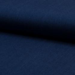 Viscose Jeans Donker Blauw
