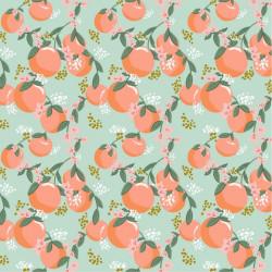 Poplin Tasty Fruit Mint