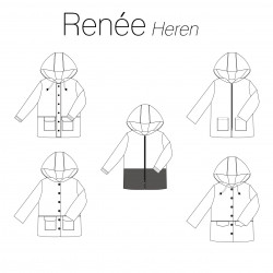 Renée Heren jas - NL...