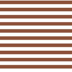 Jersey Stripes Rust